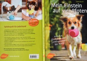 Buch Mein Einstein auf vier Pfoten