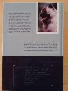 Buch-Rückseite Der Wolfsspitz / Keeshond
